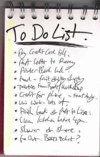 Things to Do today List Awesome when Your to Do List Takes On A Life Of Its Own