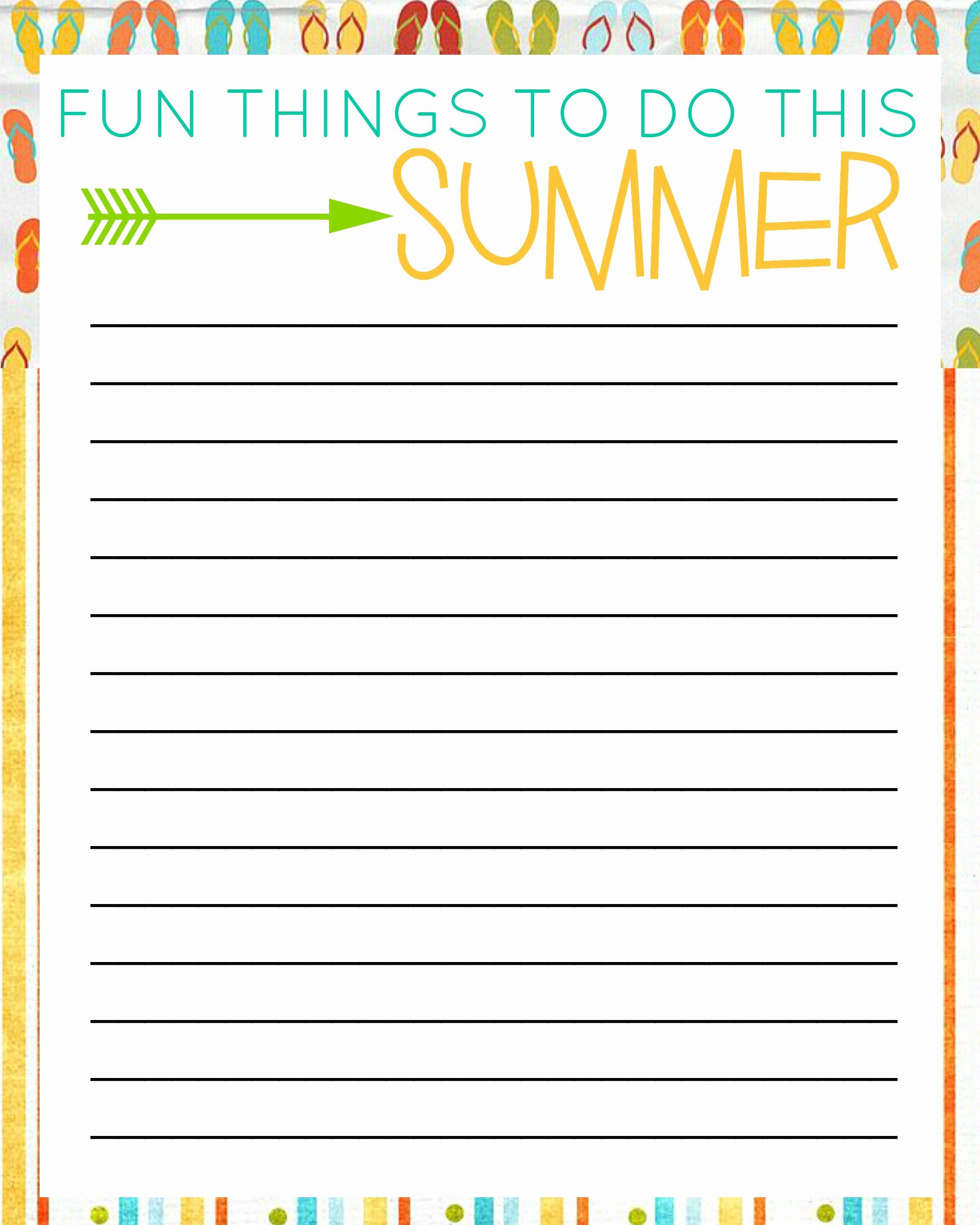 Things to Do today List Beautiful 7 Best Of Things to Do List Free Printable Free