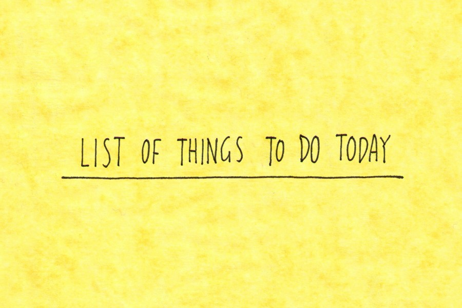Things to Do today List Lovely Be Boring It's the Only Way to Work Done – Panfilo