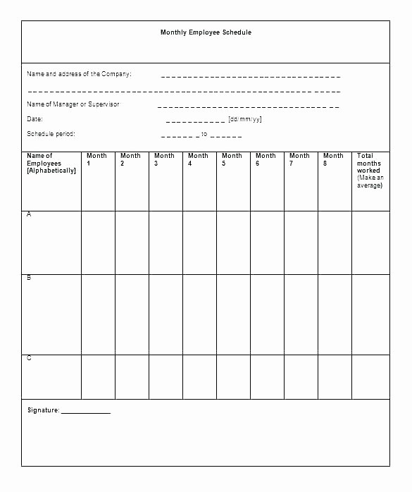 Three Month Calendar Template Excel Best Of Blank Monthly Calendar Template Gallery Printable