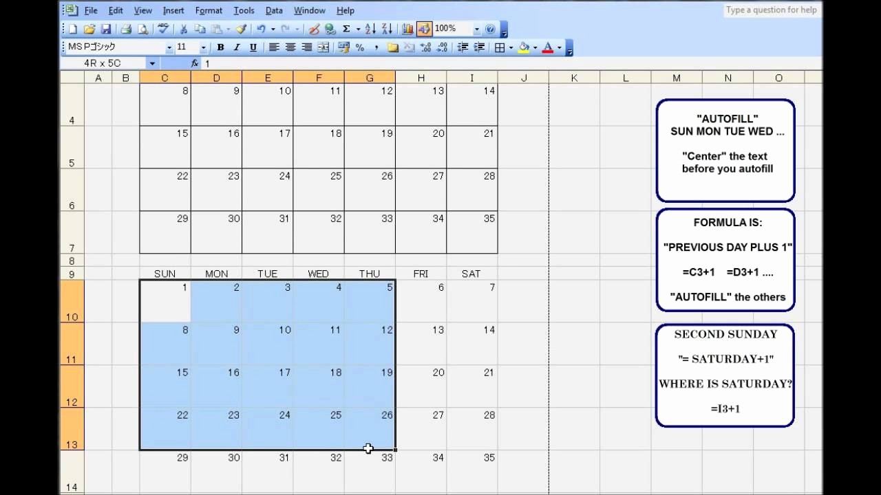 Three Month Calendar Template Excel Elegant 3 Month Calendar Template for Excel An Exercise to Teach