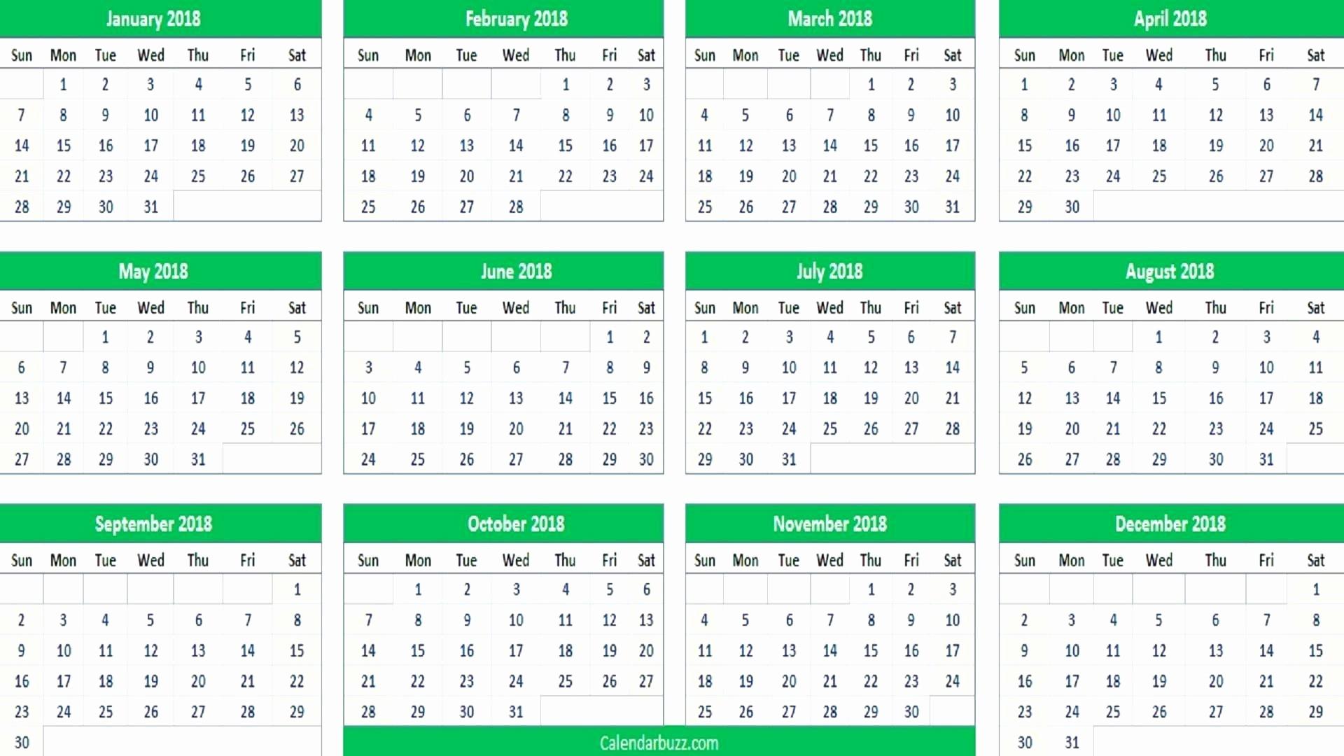 Three Month Calendar Template Excel Fresh 12 Month Calendar Template Excel