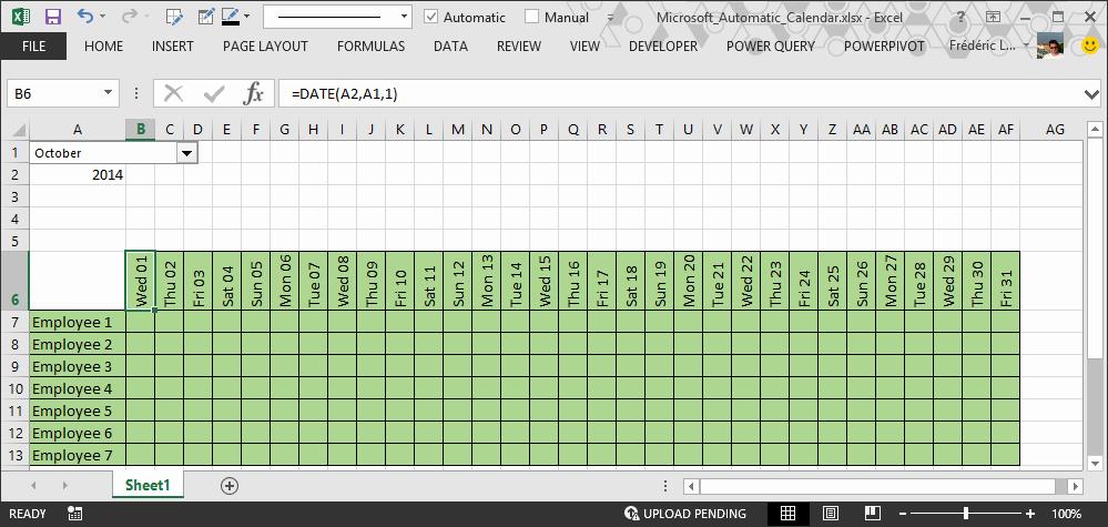 Three Month Calendar Template Excel New 12 Month Calendar Excel