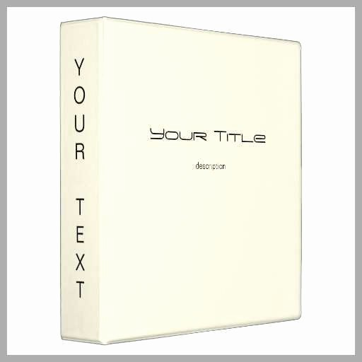 Three Ring Binder Spine Template Beautiful 44 Elegant Ideas 3 Inch Binder Spine Template