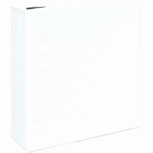 3 inch binder spine template
