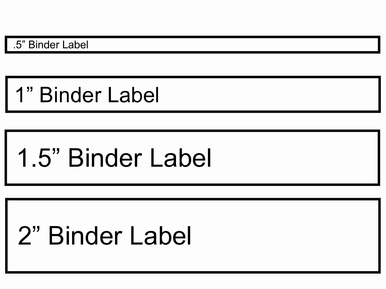 Three Ring Binder Spine Template Unique Binder Label Template Wordscrawl