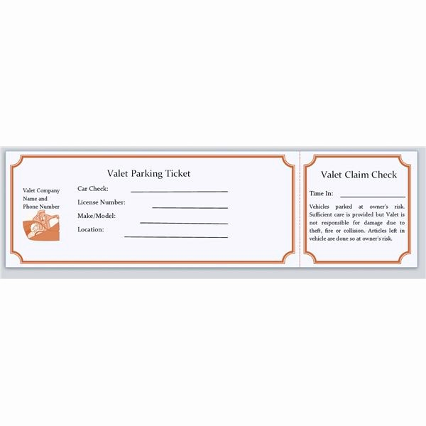 Ticket Template for Microsoft Word Luxury 8 Best Of Microsoft Ticket Template Printable