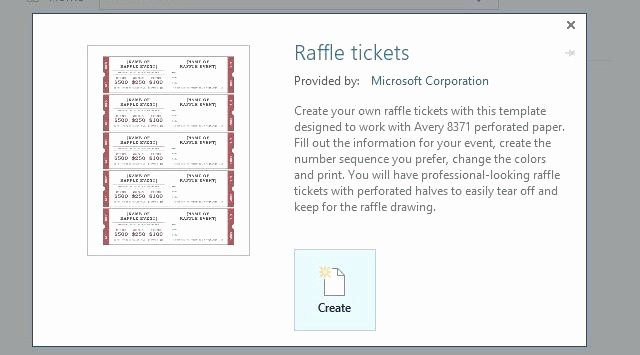 Ticket Templates 8 Per Page Inspirational 6 Sample Spreadsheet Template Raffle Sheet Example