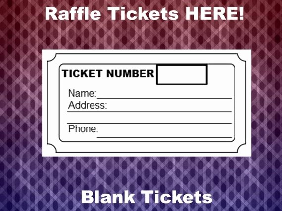 Ticket Templates 8 Per Page Lovely Raffle Ticket Template 8 Blank Raffle Tickets Per Page Party
