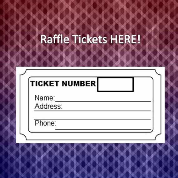 Ticket Templates 8 Per Page Luxury Raffle Ticket Template 8 Blank Raffle Tickets Per Page Party