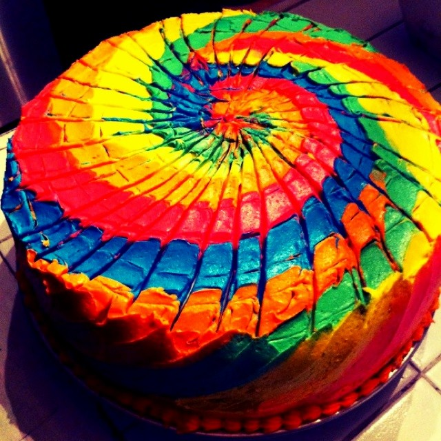 Tie Dye Happy Birthday Images Awesome 421 Best Images About Cake for the Young and Young at