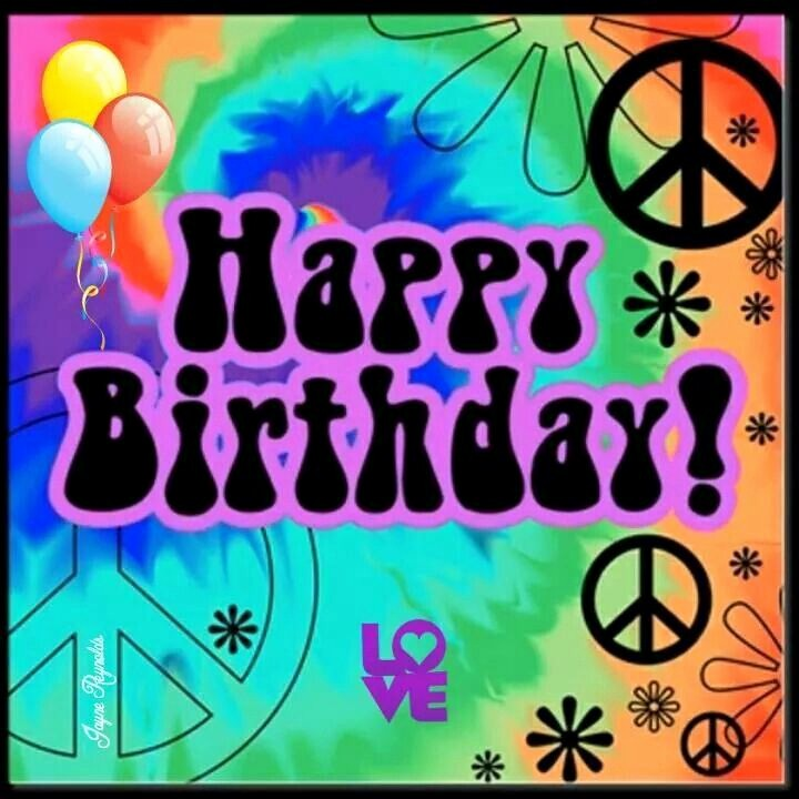 Tie Dye Happy Birthday Images Fresh Pin by Bianca On Birthday Wishes Pinterest