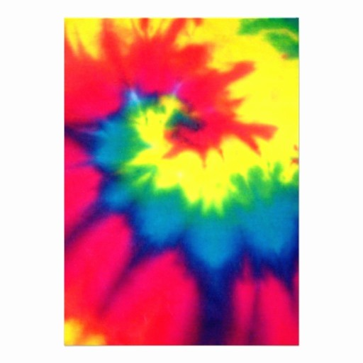 Tie Dye Party Invitations Printable Elegant 7 Best Of Tie Dye Invitation Templates Tie Dye