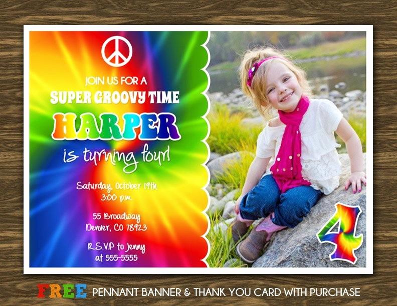 Tie Dye Party Invitations Printable Elegant Tie Dye Birthday Invitation Printable Free by Sweetgumdrop