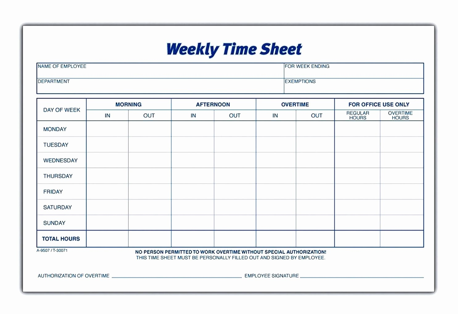 Time Card Template for Excel Best Of Free Time Card Calculator Template Excel