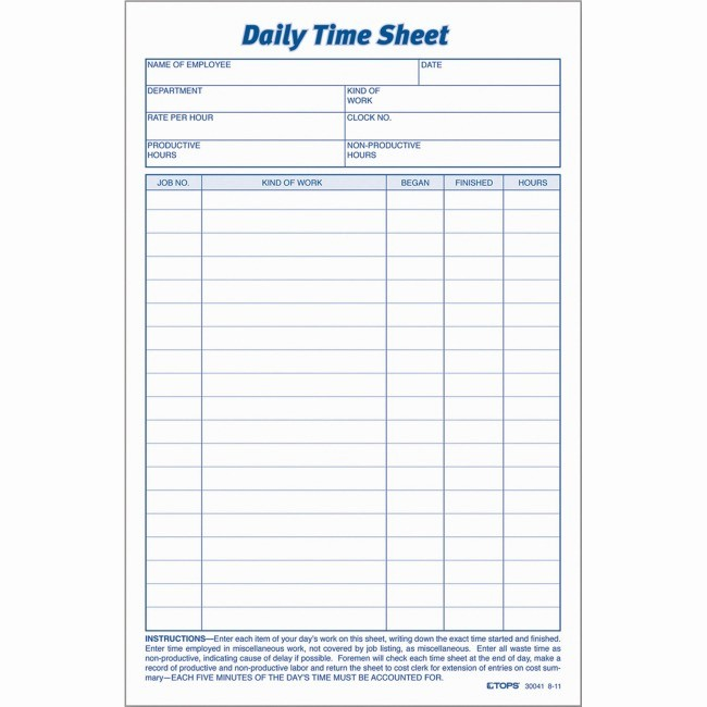 Time Clock Correction form Template Beautiful Time Cards & Time Clock Accessories tops Daily Time