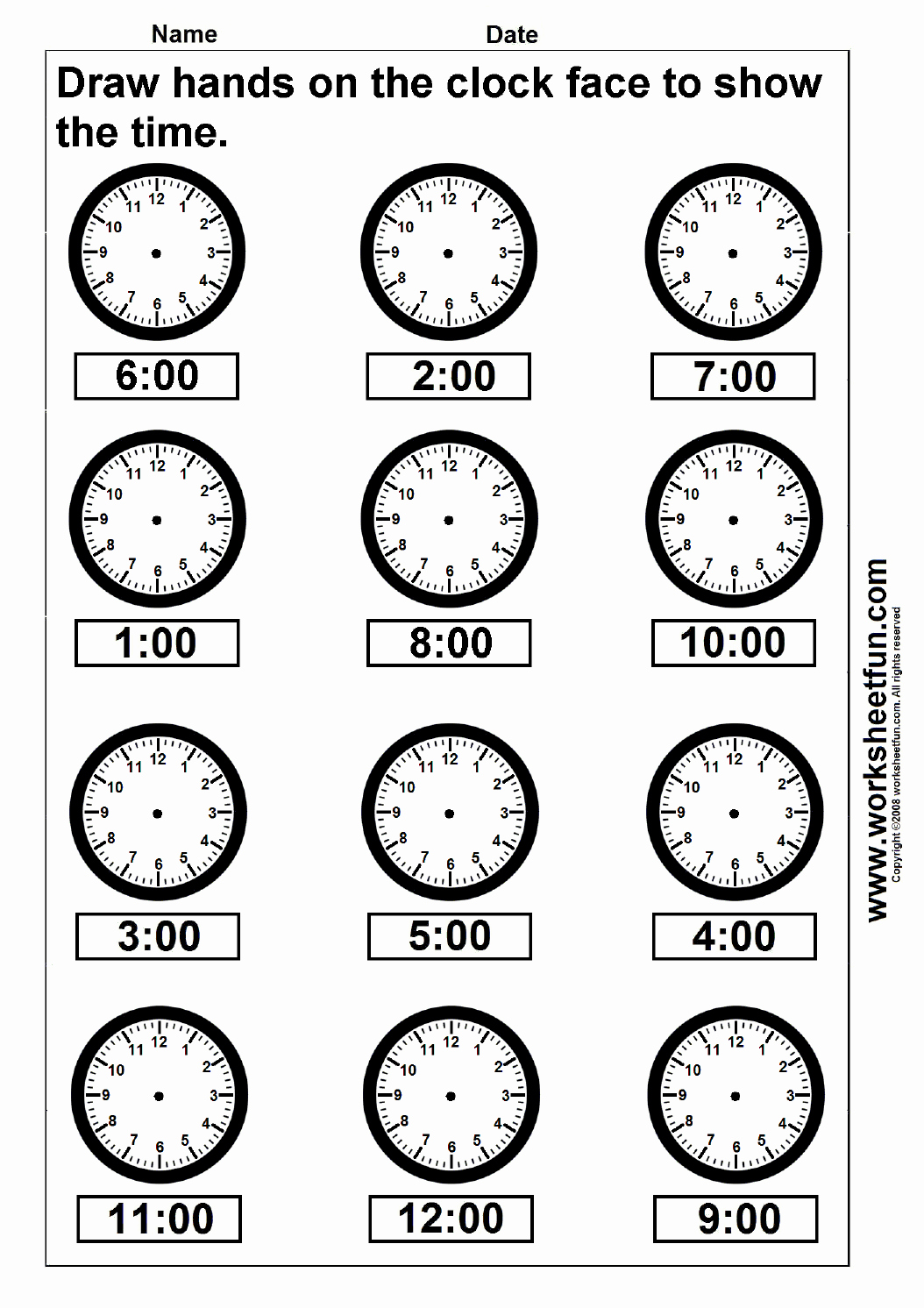Time Clock Correction form Template Elegant Drawn Clock Blank Pencil and In Color Drawn Clock Blank