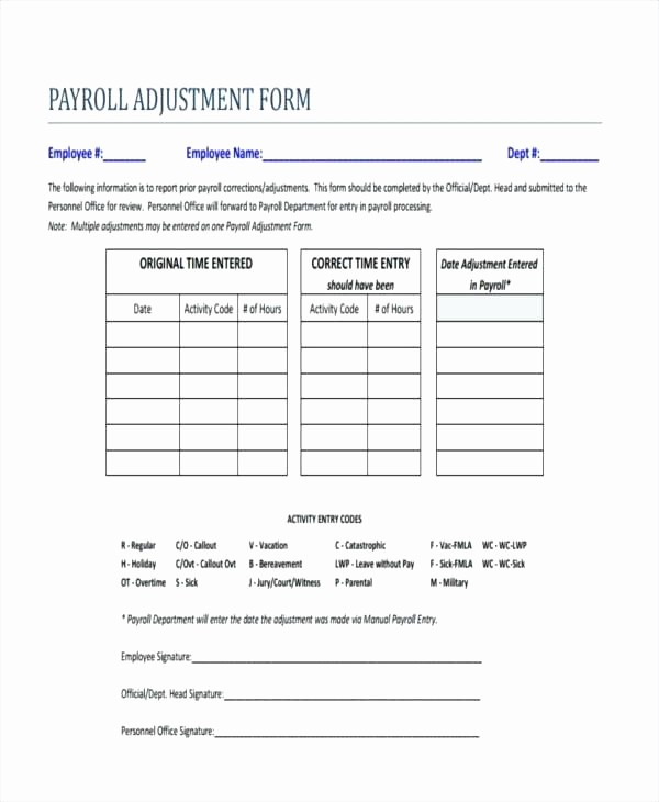 Time Clock Correction form Template Fresh Payroll Check Time Clock Sheet Template Spreadsheet
