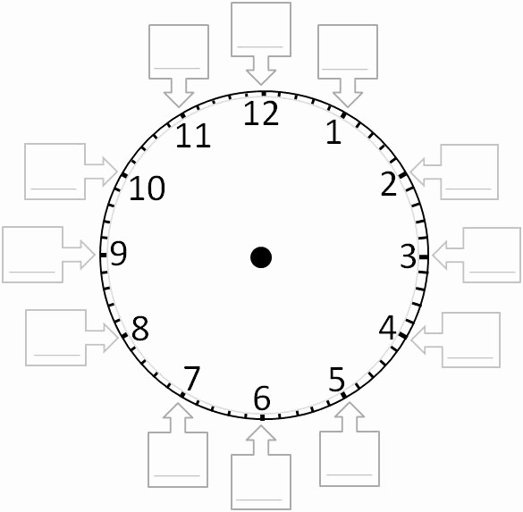 Time Clock Correction form Template Inspirational Best 25 Clock Worksheets Ideas On Pinterest