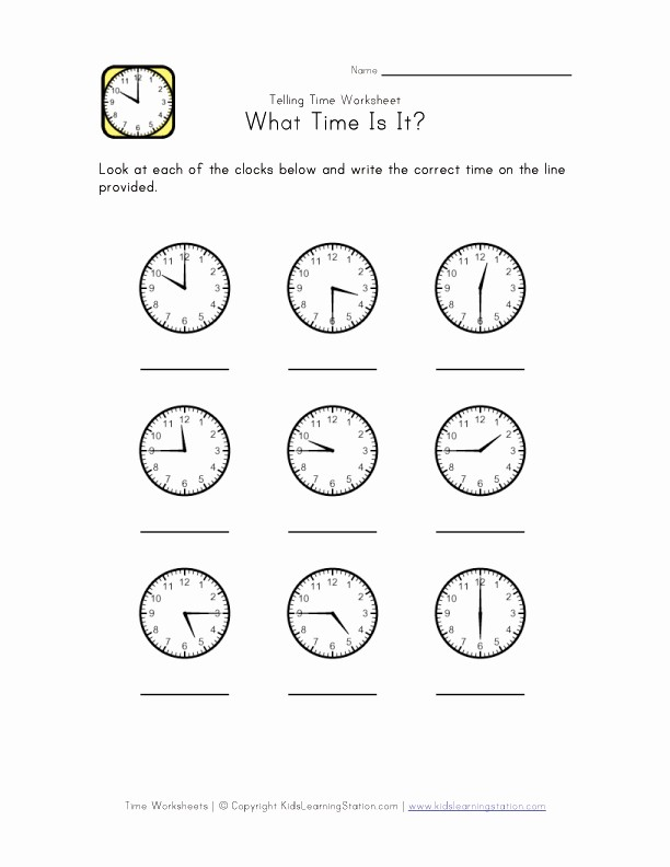 Time Clock Correction form Template New if You are Having Fun You are Learning Telling Time