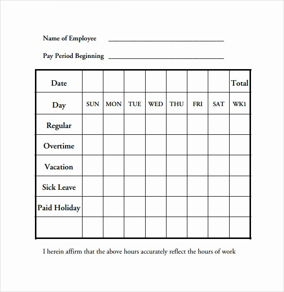 Time Log Sheet for Employees Inspirational 10 Employee Timesheet Calculator – Samples Examples
