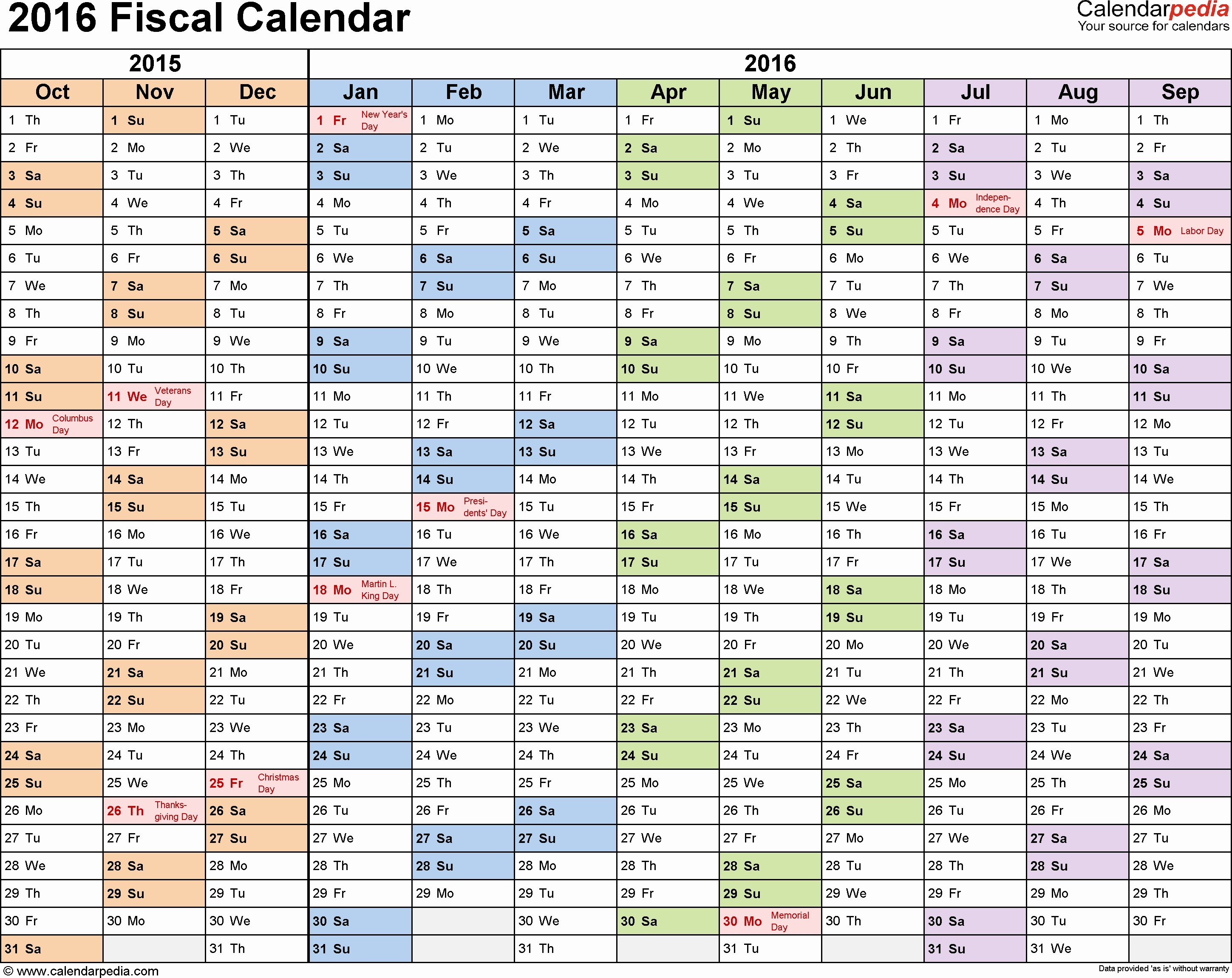 Time Off Calendar Template 2016 Beautiful Calendar with Time Slots 2016 Printable