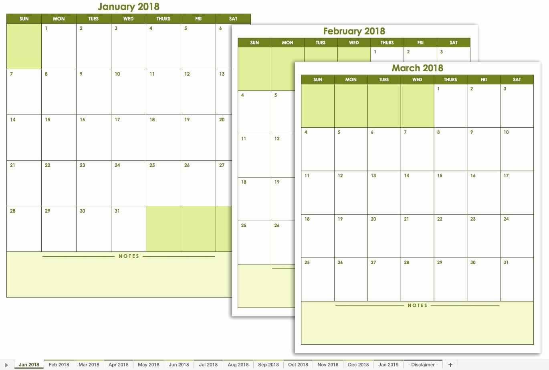 Time Off Calendar Template 2016 Unique Time F Calendar Excel Free Calendar Template
