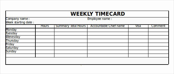 Time Tracking Excel Template Free Inspirational 12 Time Tracking Sample Templates Free Word Excel Pdf