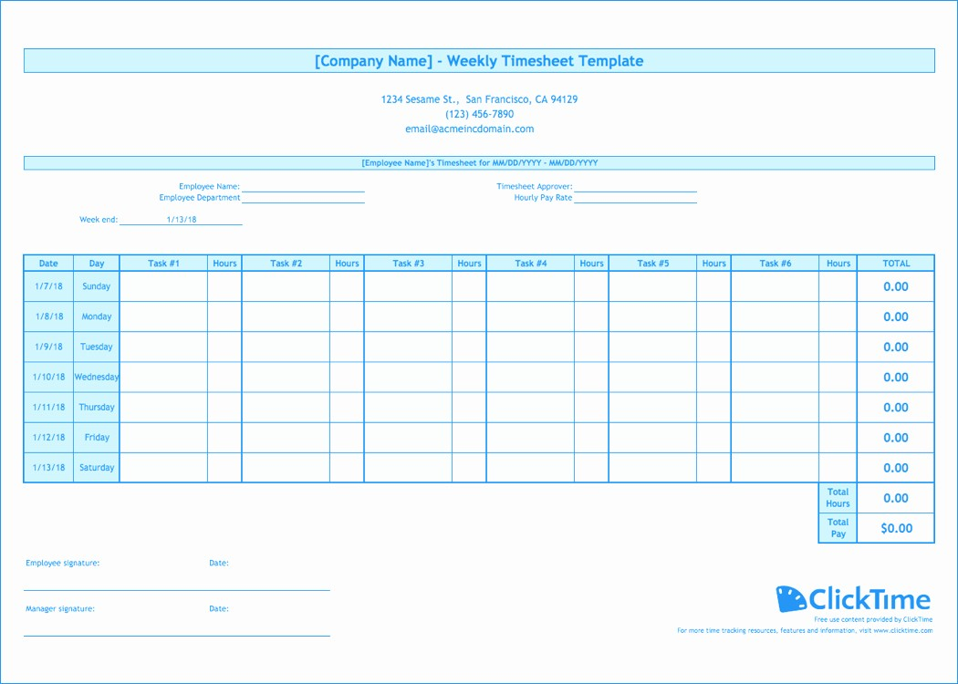Time Tracking Excel Template Free New Excel Project Time Tracking Template Tracking Spreadshee