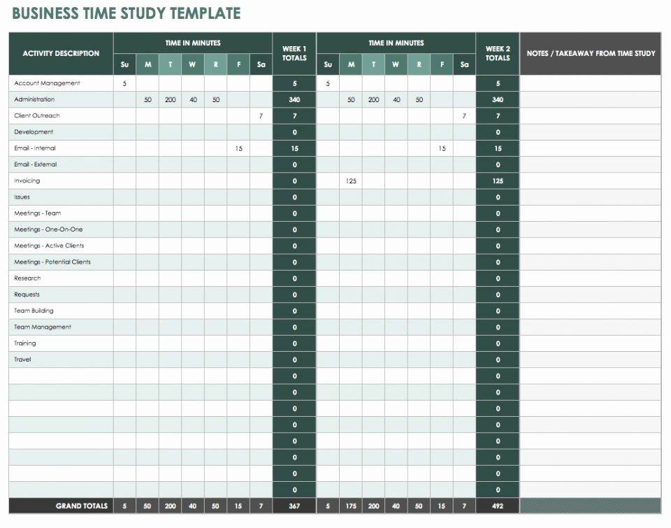 Time Tracking Excel Template Free Unique 28 Free Time Management Worksheets