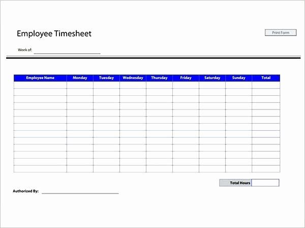 Timecard In Excel with formulas Unique Timecard In Excel with formulas Excel Weekly Excel formula