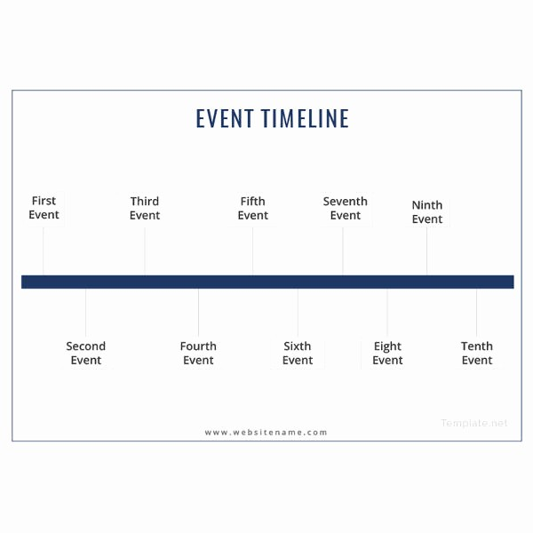Timeline Of events Template Word Beautiful Timeline Template 67 Free Word Excel Pdf Ppt Psd