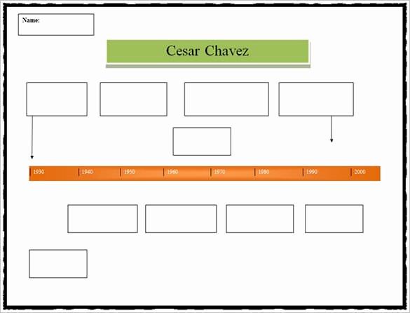 Timeline Of events Template Word Elegant 8 Biography Timeline Templates Doc Excel