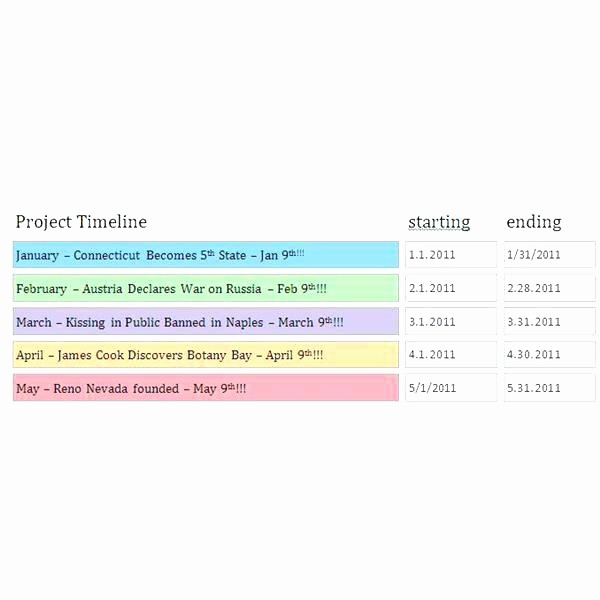 Timeline Templates for Microsoft Word Luxury Microsoft Word Timeline Template Template Design