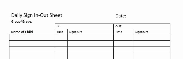 Timesheet Sign In and Out Elegant Free Employee Sign In Out Sheet Time Timesheet Calculator