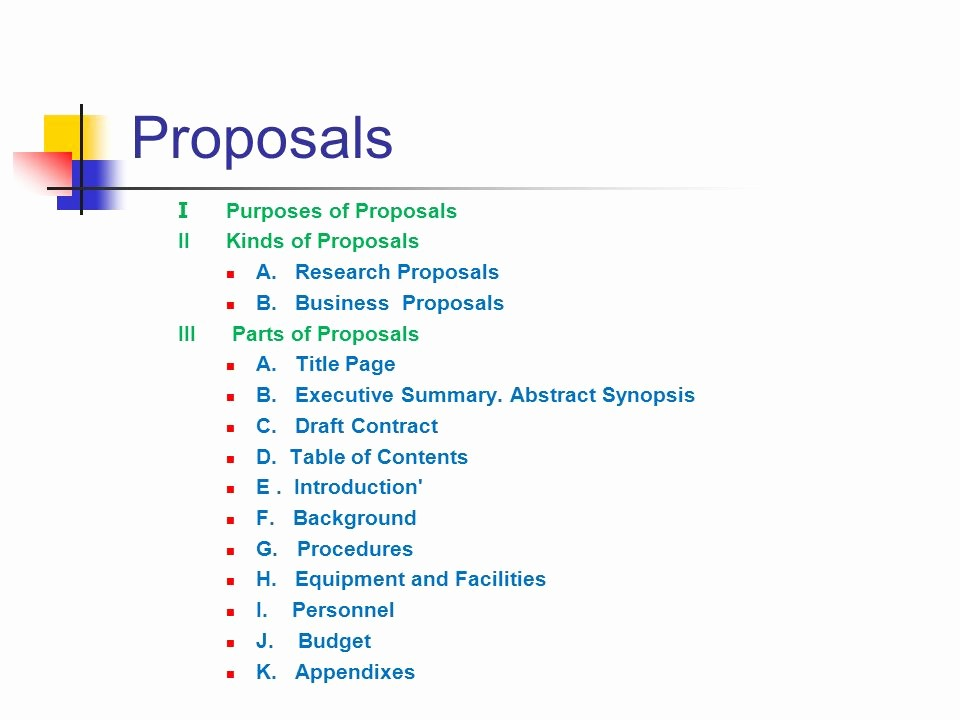 Title Page with Executive Summary Awesome Proposals Chapter 13 by Saif Bukhari Proposals Chapter