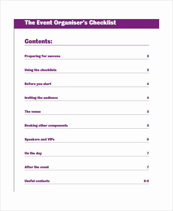 To Do List organizer Template Luxury event to Do List Templates 7 Free Word Pdf format