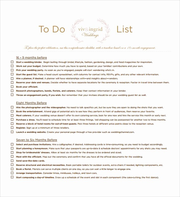 To Do List Word Doc Beautiful to Do List Template 16 Download Free Documents In Word