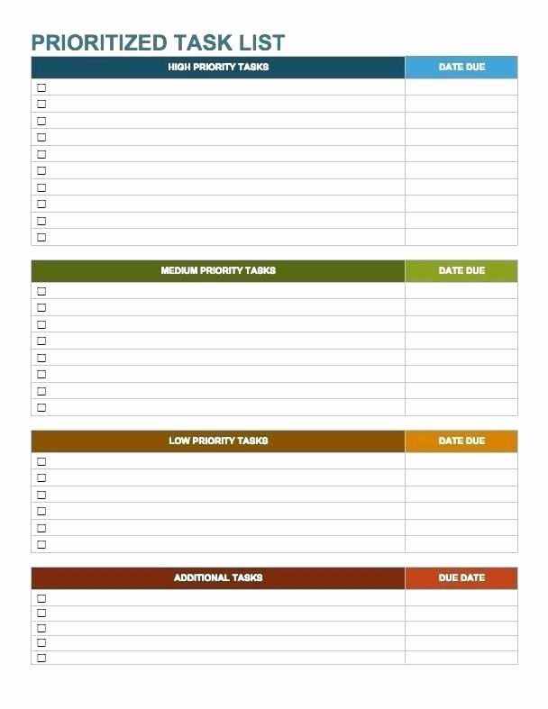 To Do List Word Doc Elegant Work to Do List Template Word Free Checklist todo