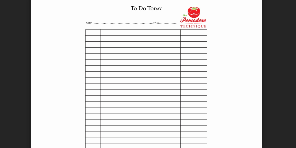 Today to Do List Template Elegant Every to Do List Template You Need the 21 Best Templates