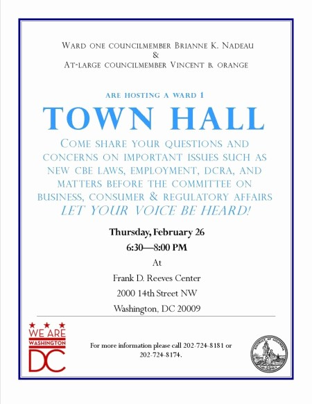 Town Hall Meeting Agenda Template Awesome town Hall Meetings