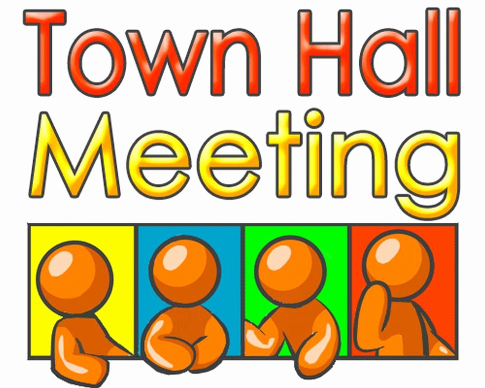 Town Hall Meeting Agenda Template Fresh New Educational Law to Be Discussed at town Hall Meeting