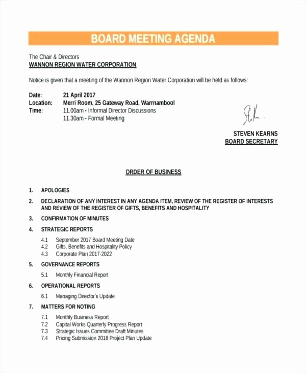Town Hall Meeting Agenda Template Inspirational Meeting Governance Template Image Collections Template