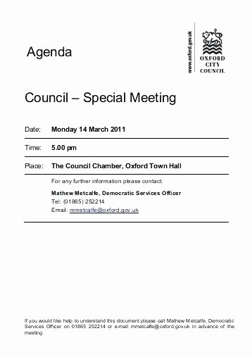 Town Hall Meeting Agenda Template Inspirational Plc Agenda Template Training Sample 7 Documents In format