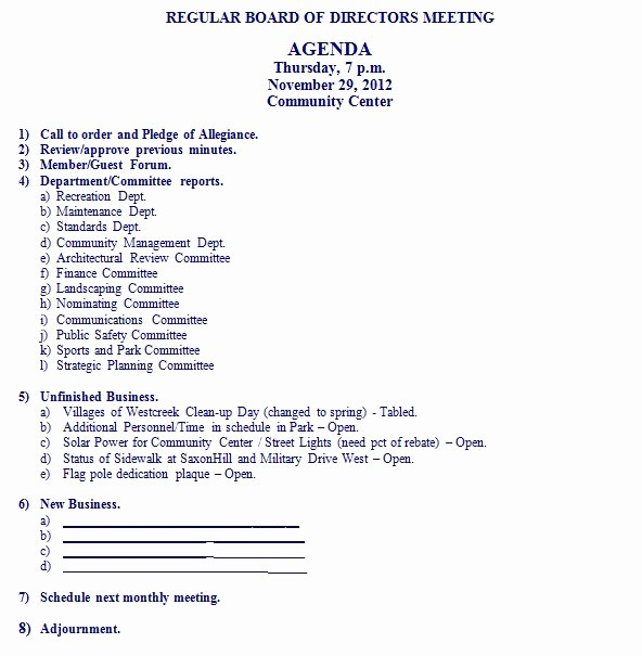 Town Hall Meeting Agenda Template New town Hall Meeting Agenda Template tolg Jcmanagement