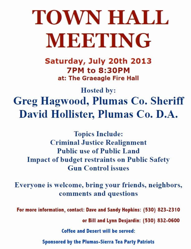Town Hall Meeting Agenda Template Unique town Hall Meeting Flyer
