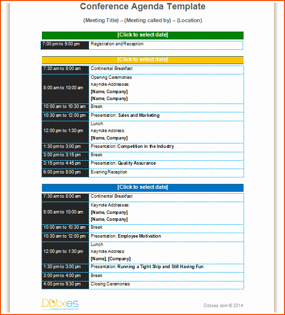 Training Agenda Template Microsoft Word Elegant 7 Conference Program Template Bookletemplate