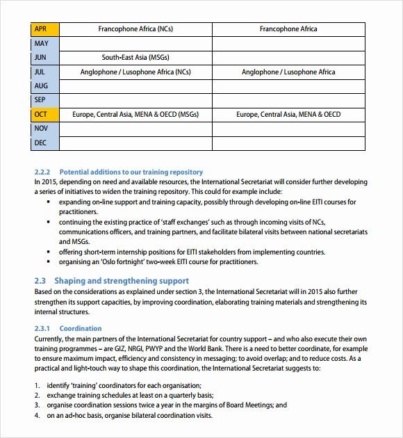 Training Agenda Template Microsoft Word Luxury 8 Training Agenda Samples – Pdf Word