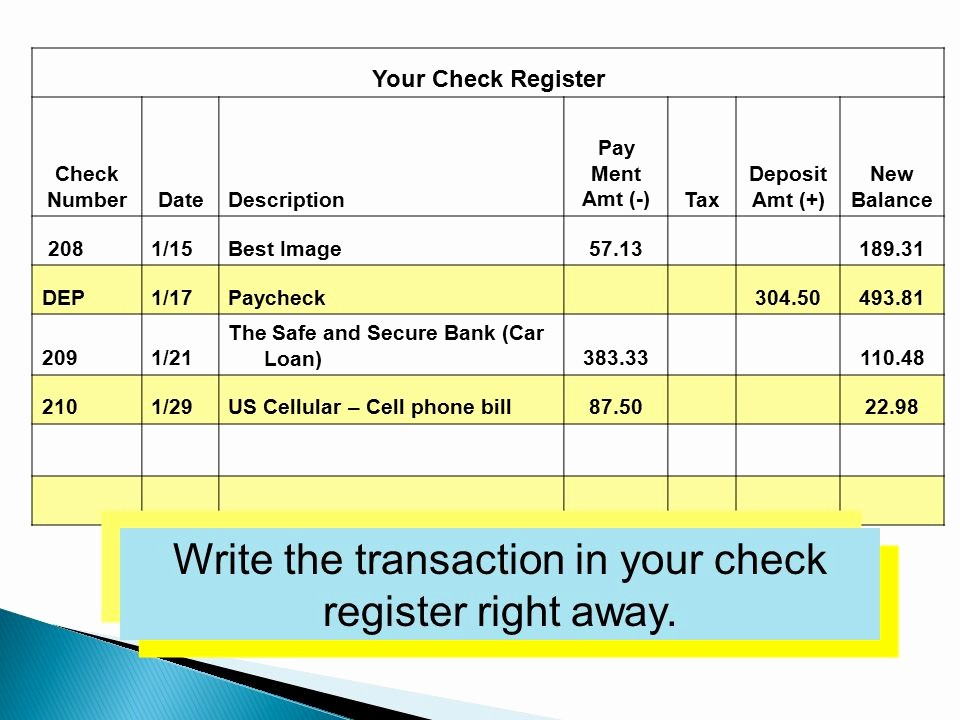 Transaction Register for Checking Account Inspirational How Many Of You Have Checking Accounts Ppt Video Online