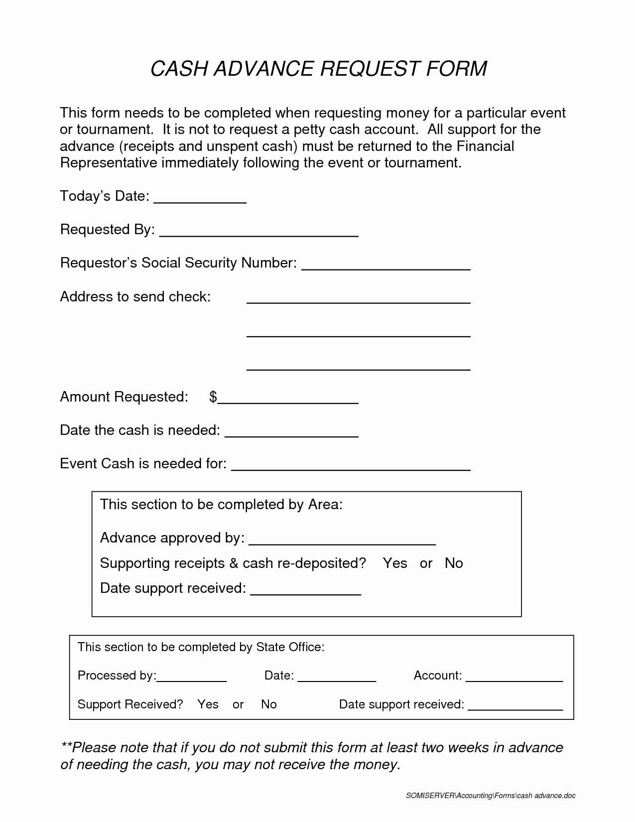 Travel Advance Request form Template Lovely 5 Travel Advance Request forms – Word Templates